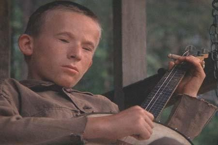 DELIVERANCE hillbilly kid